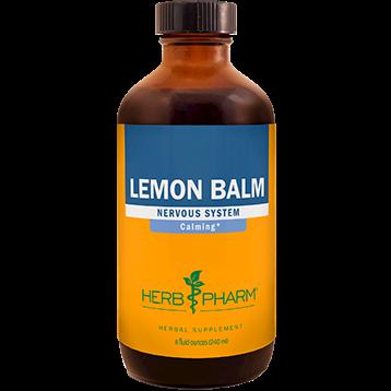 Herb Pharm Lemon Balm 8 oz LEM14