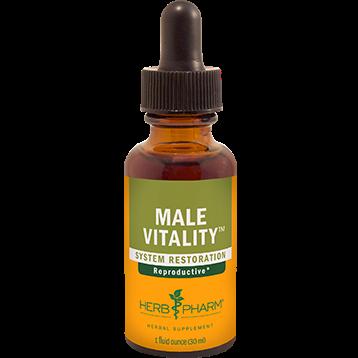 Herb Pharm Male Vitality 1 fl oz MAL15