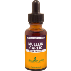 Herb Pharm Mullein Garlic Compound 1 oz MGC1