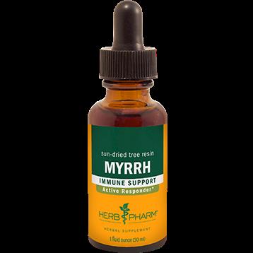 Herb Pharm Myrrh 1 oz MYR10