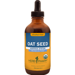 Herb Pharm Oat Seed Alcohol Free 4 oz OAT18