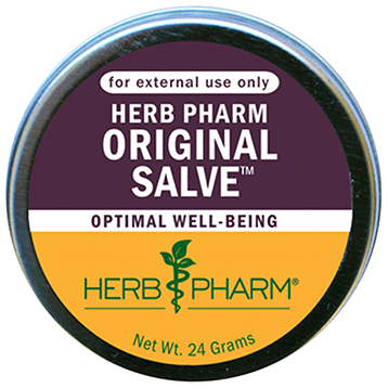 Herb Pharm Original Salve 24 grams HER34