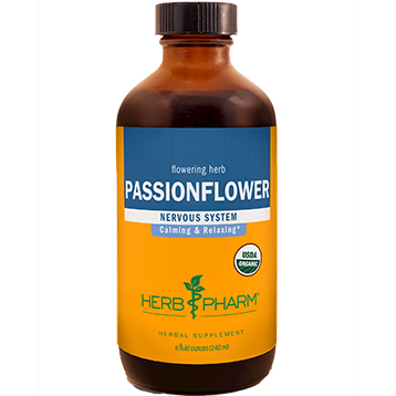 Herb Pharm Passionflower 8 oz PAS24