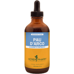 Herb Pharm Pau dArco Alcohol Free 4 fl oz PAU20