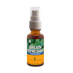 Herb Pharm Peppermint Breath Refresher 1 oz H04439