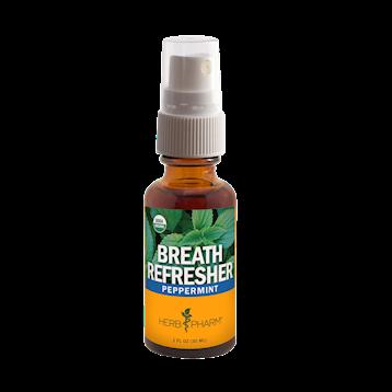 Herb Pharm Peppermint Breath Refresher 1 oz H04439