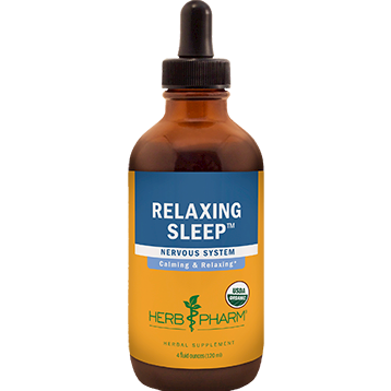 Herb Pharm Relaxing Sleep Tonic Compound 4 oz RELA3