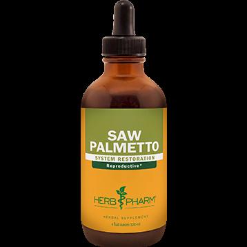 Herb Pharm Saw Palmetto 4 oz SAW40