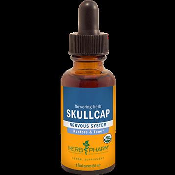 Herb Pharm Skullcap 1 oz SKU17