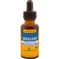 Herb Pharm Skullcap Alcohol Free 1 oz SKU20