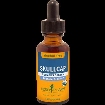 Herb Pharm Skullcap Alcohol Free 1 oz SKU20