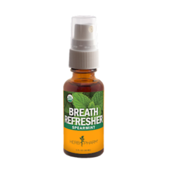 Herb Pharm Spearmint Breath Refresher 1 oz H32142