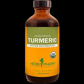 Herb Pharm Turmeric 8 oz TUR16