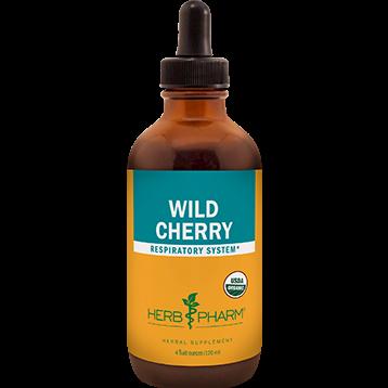 Herb Pharm Wild Cherry 4 oz WIL33