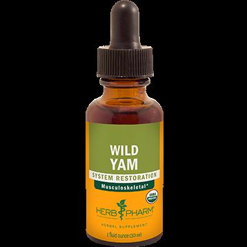 Herb Pharm Wild Yam 1 oz WIL32