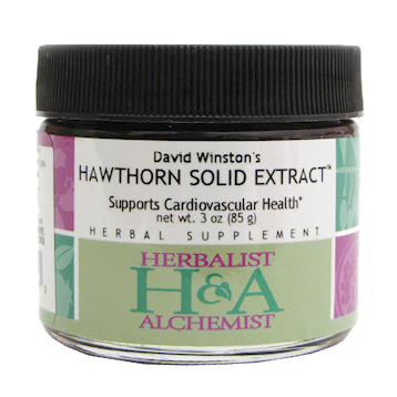 Herbalist amp Alchemist Hawthorne Solid Extract 5.6 oz H34099