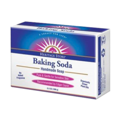 Heritage Baking Soda Soap 3.5 oz H37950