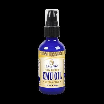 Heritage Emu Oil Pure Grade Ultra 2 fl oz H01761