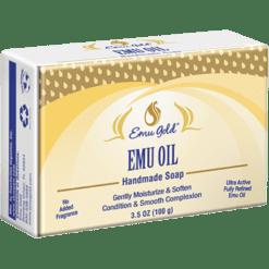 Heritage Emu Oil Soap Fragrance Free 3.5 oz H96283