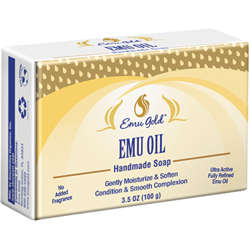 Heritage Emu Oil Soap Fragrance Free 3.5 oz H96283