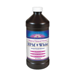 Heritage Hydrogen Peroxide Mouthwash Men 16 fl oz H06488