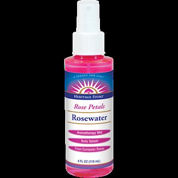 Heritage Rosewater Spray 4 fl oz H46094