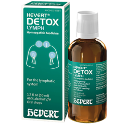 Hevert Pharmaceuticals Hevert Detox Lymph 50ml H04095