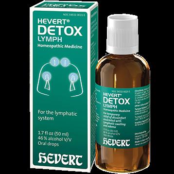 Hevert Pharmaceuticals Hevert Detox Lymph 50ml H04095