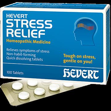 Hevert Pharmaceuticals Hevert Stress Relief 100 tabs HV683