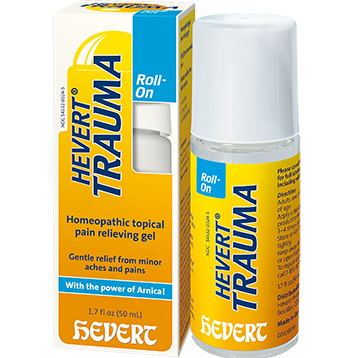 Hevert Pharmaceuticals Trauma Roll On 1.7 fl oz HV4217