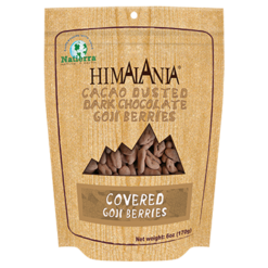 Himalania Cacao Dark Chocolate Goji Berries 6 oz HB0033