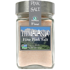 Himalania Fine Pink Salt 10 oz HB0064