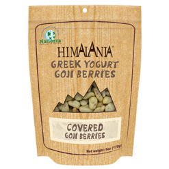 Himalania Yogurt Covered Goji Berries 6 oz HB0415