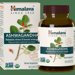 Himalaya USA Ashwagandha 90 Caps H60431