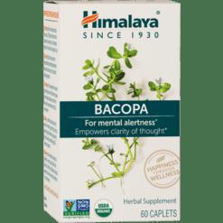 Himalaya USA Bacopa 60 capsules H40301