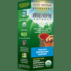 Host Defense Breathe Extract 2 oz H58528