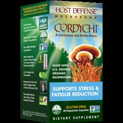 Host Defense CordyChireg 60 vegcaps H37424