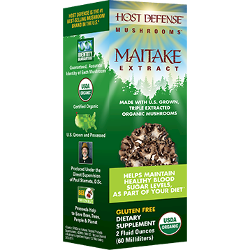 Host Defense Maitake Extract 2 oz H51529
