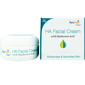 Hyalogic Face Cream with Hyaluronic Acid 2 fl oz H00100