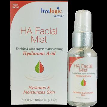 Hyalogic Facial Mist w Hyaluronic Acid 2 fl oz H00056
