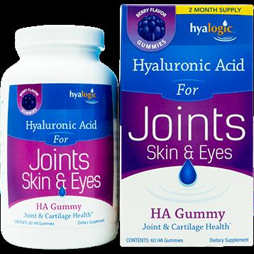 Hyalogic HA Joints 60 gummies H00728