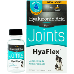 Hyalogic HyaFlex Liquid Hyaluronic Acid for Dogs 1 fl oz H00193