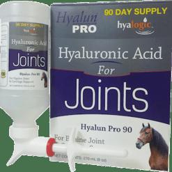 Hyalogic Hyalun Pro 90 Equine Hyaluronic Acid 9 oz H00438