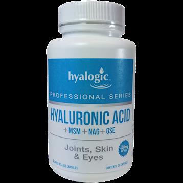 Hyalogic Hyaluronic Acid 30 caps H20004