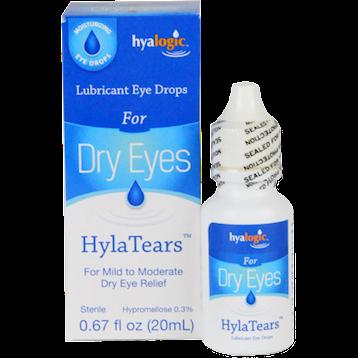 Hyalogic HylaTears Eye Drop .67 fl oz H00704