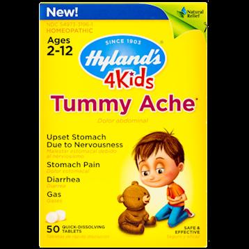 Hylands 4 Kids Tummy Ache 50 tablets H19615