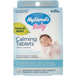 Hylands Baby Calming 125 tablets H19516