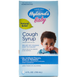 Hylands Baby Cough Syrup 4 fl oz H75031
