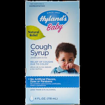 Hylands Baby Cough Syrup 4 fl oz H75031