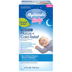 Hylands Baby Mucus and Cold Relief 4 fl oz H28419